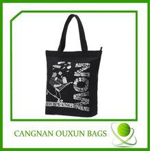 100% cotton tote bag canvas