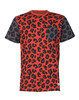Wholesale Custom Made New Design Mens T shirt Sublimated