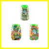 mastic gum powder bubble gum