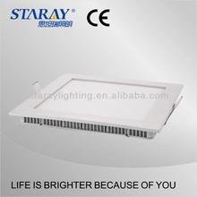 cheap price led panel lights cutting plastic light panels color temperature led panel light