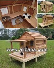 outdoor pet houses