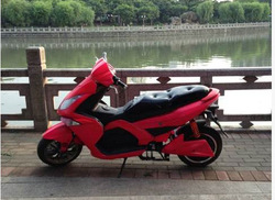 2013 most popular Electric motorcycle 2000w china
