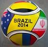 Custom Flag Mini Soccer Ball