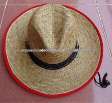 COWBOY STRAW HAT FOR 2014