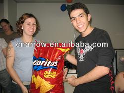 corn doritos making machine/corn chips doritos snacks food production made in jinan