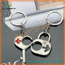 Customized reflective key chain
