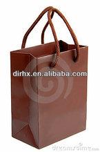 Kraft Paper Handbag For Shopping china