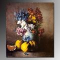 Frutas pintura al óleo de flores pintura al óleo, clásica muerta de arte abstracto decoración de la pared decoración de hogar imágenes baratos caliente restauran