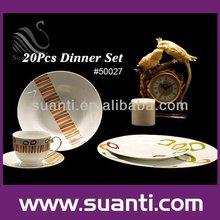 Custom dinnerware