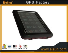 4.3inch differential car dvd touch screen gps for gmc sierra