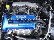 JDM USED ENGINE SR16VE for vehicle NISSAN LUCINO SENTRA B13 200SX INFINITI G20 SR16VE NEO VVL