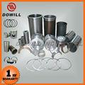 Motor cilindro liner kit utilizada para MITSUBISHI 6D14T