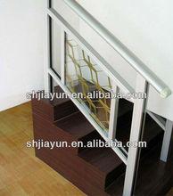 customized 6063 aluminum railing base, extruded aluminum railing base