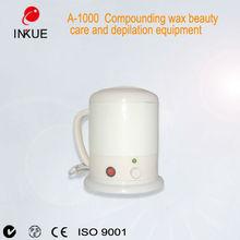 A-1000 1000ml Hair Removal Home Use Wax Heater / Cartridge Heater Set
