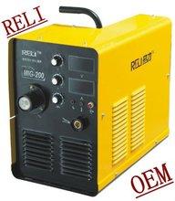 RELI mig gas welder MIG/CO2-160 welding