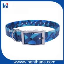 TPU fashionable custom-made show collars for dogs