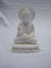 Figure of Buddha stone sculpture