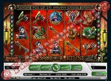 Crusade of Fortune slot machine