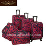 2014 luggage and bags sets eva soft case