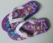 Promotion OEM design reef sandy flip flops