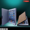 High Quality 100% Natural Bamboo handmade Hand-Carved Bambo Plastic Cover for ipad 5