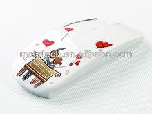 Fashion Ultra-slim 2.4G Wireless Optical Mouse