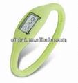 fábrica pulsera de reloj de silicona personalizadas baratas