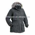 2014 mens jacket with fur hood