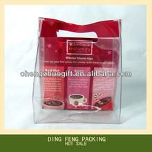 Popular Cheap PVC Bag Coffee Packing
