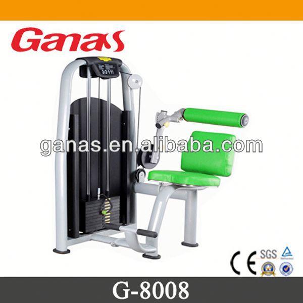 lower back stretch machine