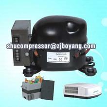 12V DC Portable Fridge / Freezer compressor for portable freezer storage mini desk refrigerator