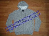 Long Sleeve zipper hood