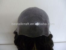 alibaba top sale high quality real hair silicone dolls size wigs