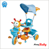 Hot Sale plastic tricycle kids bike Twin Tricycle Price