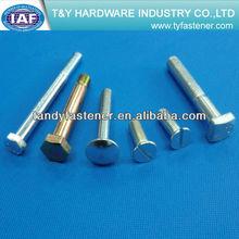 aluminum hex cap screws