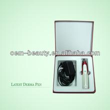 Home using professional Micro needle therapy electric derma skin roller/dermaroller-EL011