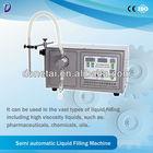 10ml Bottle Filling Machine/Semi-auto Small Volume Magnetic Pump Liquid Filling Machine