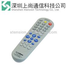 Battery Power Universal TV Remote Control for Toshiba Hitachi Samsung