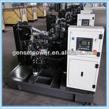 Water Cooled Diesel Generator 15 kw Fuel Consumption