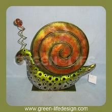animal metal snail art for sale