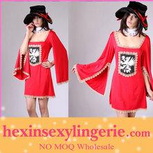 Fashion Wonder Woman Red Warm Halloween Costumes