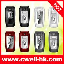 cheap dual sim mini mobile phone car key
