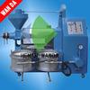 High oil yield oil pressiong machine Hot combined herb oil press machine
