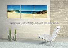 Famous Triptych Landscape Painting Art