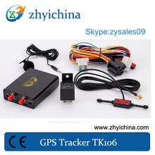 China supplier cheapest car /vehicle gps tracker tk106