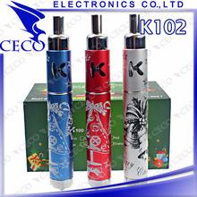 2014 New Kamry Pen Mod K102 E-Cig | Kamry Vape Mod K102 E-cig With Factory Price for Distributor In Alibaba In Spanish