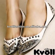 2014 ladies flat shoes