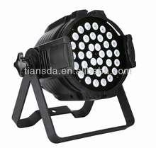 36pcs LED Cast Aluminum Par light36*3w