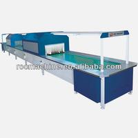 Rubber/PU belt shoe assembly line/automatic shoes production line