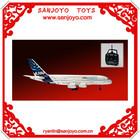 a380 plane models HOT!! rc airplane airbus a380 2.4G EPO 4ch rc airplane A380 Airbus airbus a380 for sale